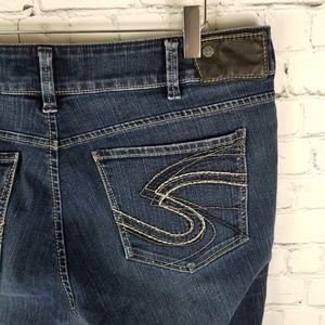 SILVER | Suki bootcut jeans